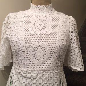 Zara Dresses - Zara Embroidery Dress